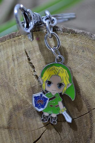 llavero the legend of zelda link nintendo