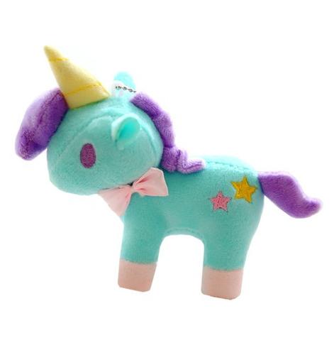 llavero unicornio envio gratis kawaii peluche 3 modelos dif