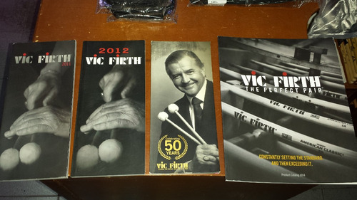 llavero vic firth ( vickey)