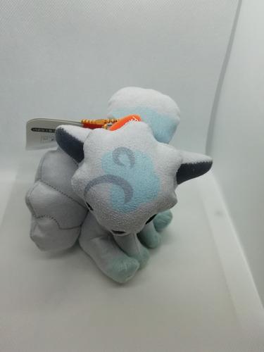 llavero vulpix pokemon time