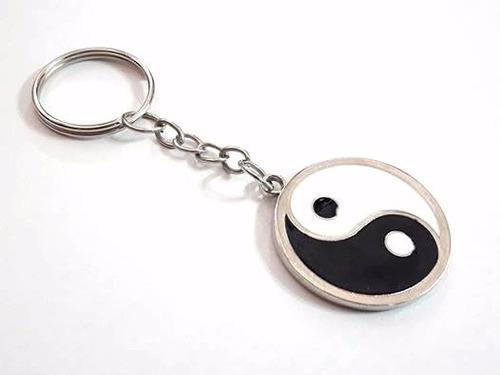 llavero ying yang elimina energias feng shui rincondeluz2008
