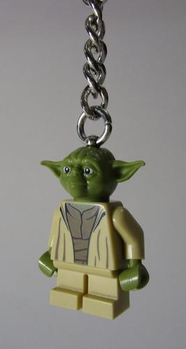 llavero yoda star wars original lego