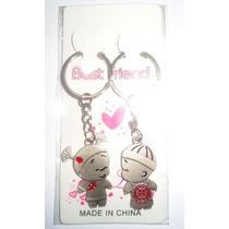 Llaveros Parejita China Enamorados Regalo Amor Cupido