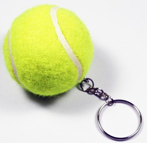 llaveros de pelota de tenis