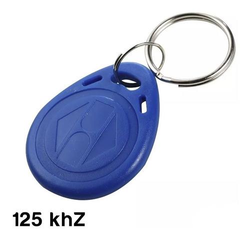 llaveros de proximidad rfid 125 khz control de acceso tag