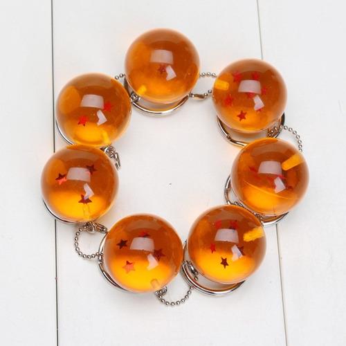 llaveros dragon ball z  esferas del dragon   4cm