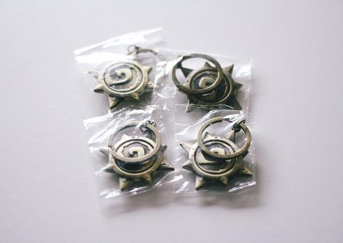 llaveros hearthstone (metálicos)