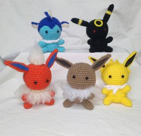 Free Pokemon Crochet Patterns Free Pokemon Amigurumi Patterns ... | 274x284