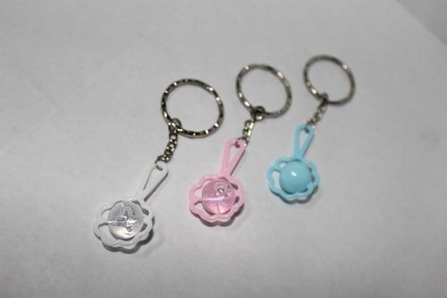 llaveros recuerdo - souvenirs * baby showers