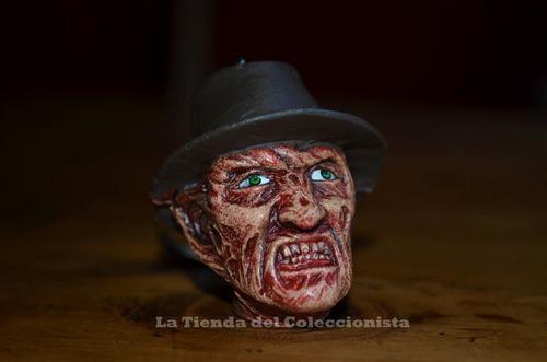 llaveros terror freddy krueger saw the walking dead zombie