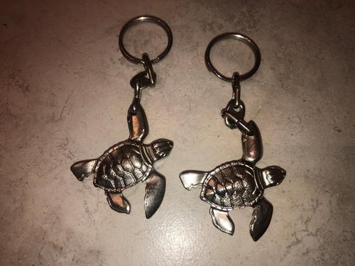llaveros tortugas de mar tortugas terrestres de tierra único