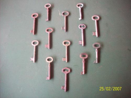 llaves antiguas
