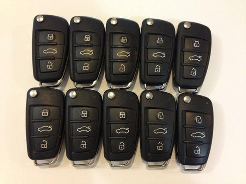 llaves codificadas audi