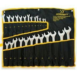 llaves combinada 25 piezas 6 a 32 mm