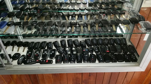 llaves con chip, carcasas inf: 61185884