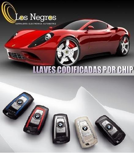 llaves con chip para motos y carros - programacion tableros