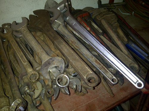 llaves de boca de medidas varias