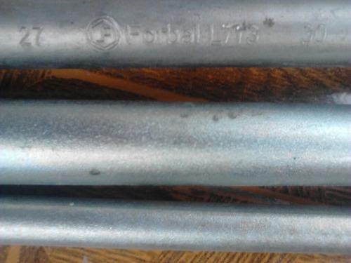 llaves de rueda jhon deere original 24x32 p/20verdes