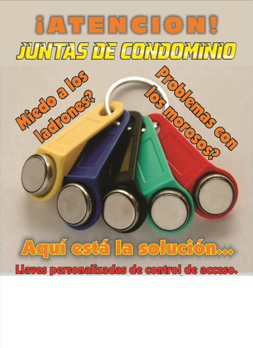 llaves magnéticas de contacto pin plus sovica surtikey