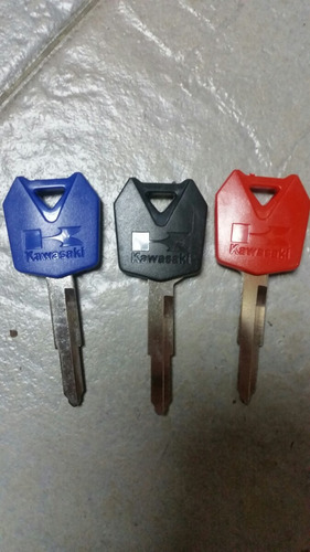 llaves motos  kawasaki klr,versys,ninja