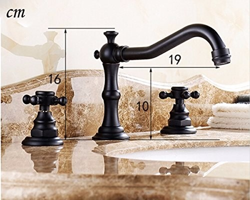 llaves para ba o grifo lavabo estilo antiguo bronce