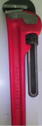 llaves para tubo 48 plg heavy duty  proto 848