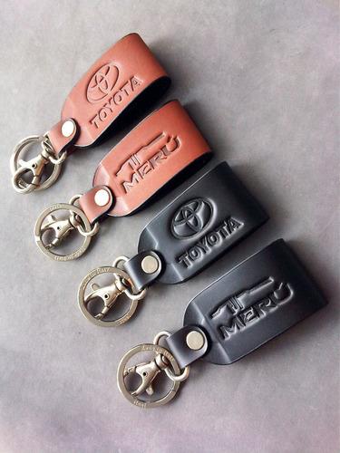 llaves toyota meru., llaveros originales