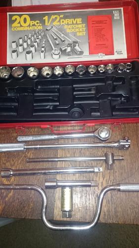 llaves tubo y accesorios- origen japon- excelentes !!!!!!!!