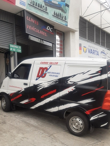 llaves vehiculares