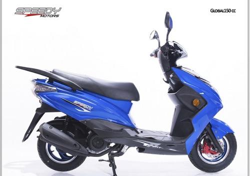 llegan a venezuela motos speedy