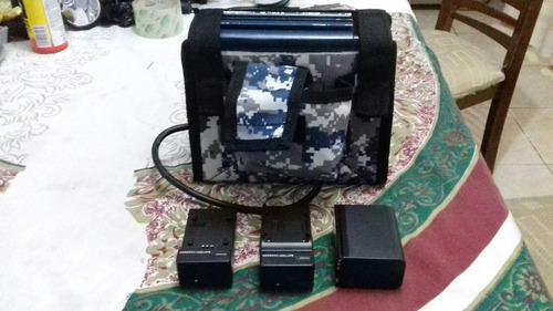 llegaron de nuevo  los kit  de bateria para minelab 5000gpx