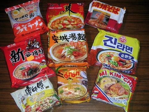 llego ramen box! caja grand ramen coreanos x 6u mejor precio