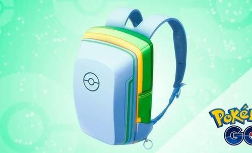 llenado de mochila pokémon go