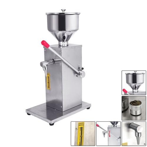 llenadora de liquidos viscozos neumatica 5-50ml volumetrica