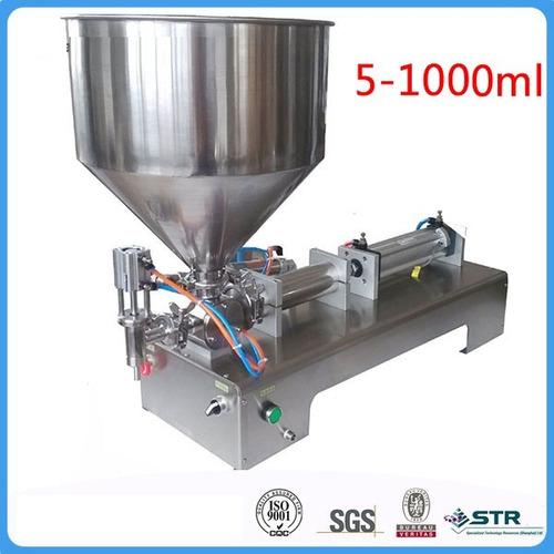 llenadora de líquidos y pastosos 10-1000ml