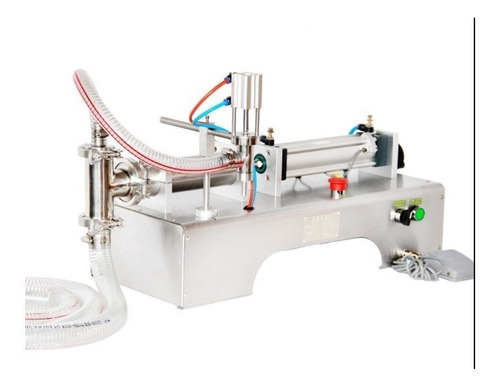 llenadora neumática de líquidos viscosos cap.- 90 a 1000 ml