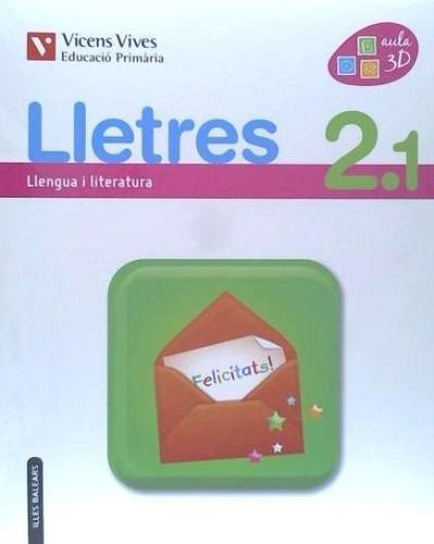 lletres 2 balears (2.1-2.2-2.3)(libro segundo)