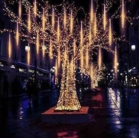 7c3ffdfb1b9 Luces Navidad Led Lluvia Exterior - Hogar