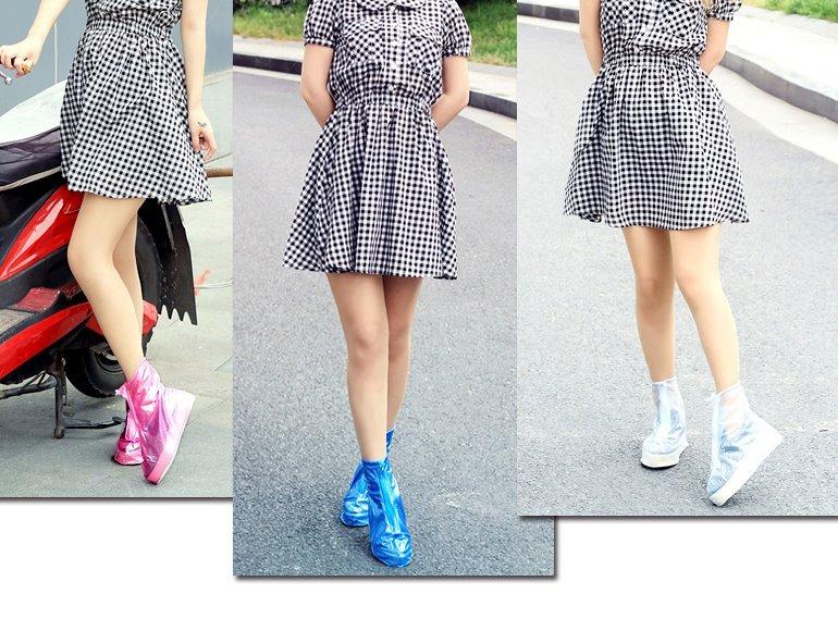 28ff55c150e lluvia zapatos bota 4 bota impermeable para lluvia agua protector d zapatos  tenis