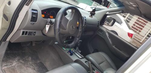 lm autos vende nissan navara 4x4 diesel, modelo 2008, aut.