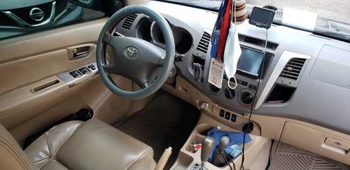lm autos vende toyota fortuner 4x4 gasolina,modelo 2011, aut