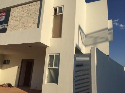 lm moderna casa para estrenar en el refugio