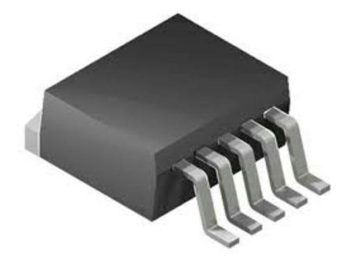 lm2595s_3.3v - pack de 5 unid. - (to-263-5,smd)