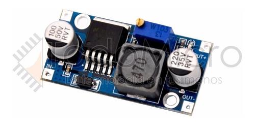 lm2596 regulador de tension dc ideal hobby cctv acceso