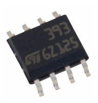 lm393 lm393dr2g smd soic8 dual comparator on semiconductor