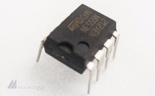 lm555, ne555, 555 50pcs arduino , pic , grenelectronic chile
