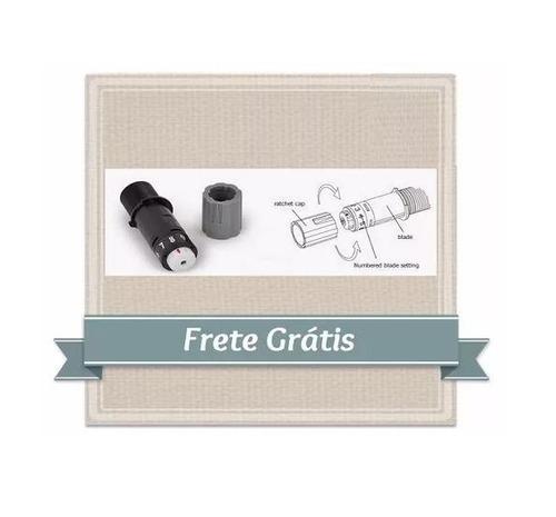 lâmina de corte p/ silhouette com frete grátis