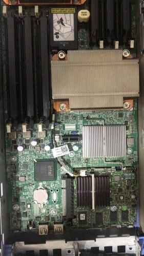 lâmina m610 dell poweredge 2x quadcore 16gb perc h700