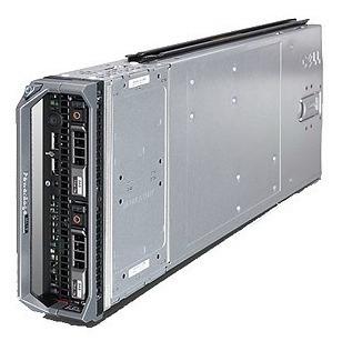 lâmina m610 dell poweredge 2x xeon quadcore 16gb perc h700