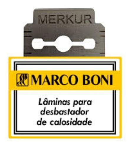 lâmina para desbastador de calosidade 8 unid marco boni